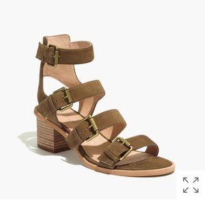 Madewell Greta Gladiator Sandals